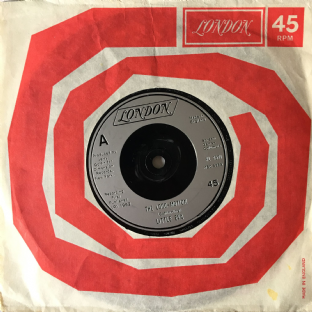 "Little Eva - The Loco-Motion (7"") (VG-/G+)"
